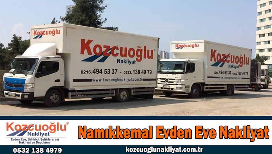 Namıkkemal evden eve nakliyat İstanbul namıkkemal nakliyat şirketi